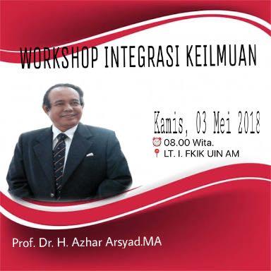Seminar Integrasi Keilmuan